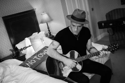 Matty James Music Video Shoot    Picture: Ronan McGrade