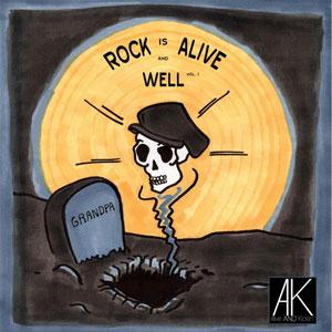 rockisaliveandwellvol1